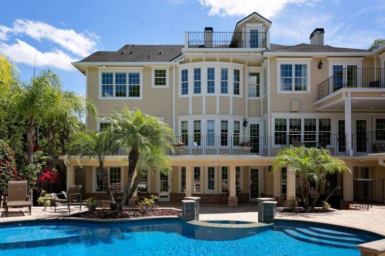 Vinny Testaverde's Tampa Area Home for Sale