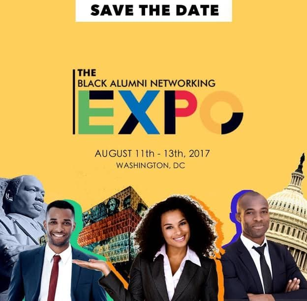 The Black Alumni Networking Expo is Back for its Fourth Year in the Nation's Capitol