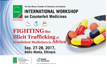 International Workshop on Fighting the Illicit Trafficking of Fraudulent Medicines in Africa