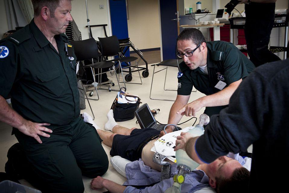 Point-of-care ultrasound helps streamline management of cardiac arrest