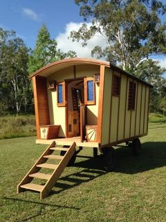 Gypsy Wagon To Captivate Glampers At Julatten Paradise
