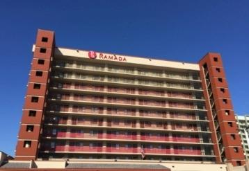Former Clarion Hotel National City San Diego South to Become Ramada San Diego National City