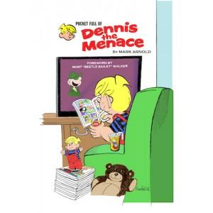Dennis the Menace comic strip, television series, books, and feature films is explored in a remarkabl