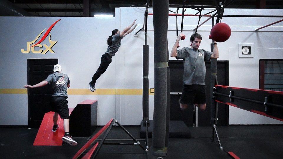 New Ninja Warrior Gym in Frederick, Maryland!