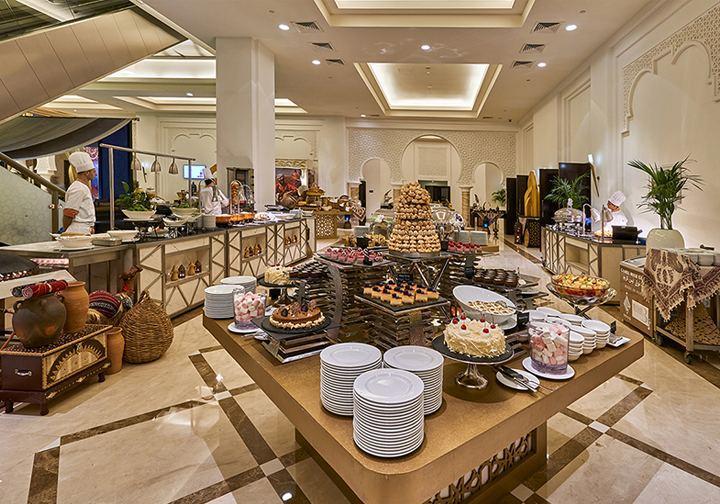 Celebrate Eid at Bahi Ajman Palace Hotel