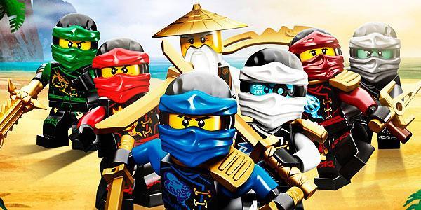 Be One of the LEGO Ninjago Team