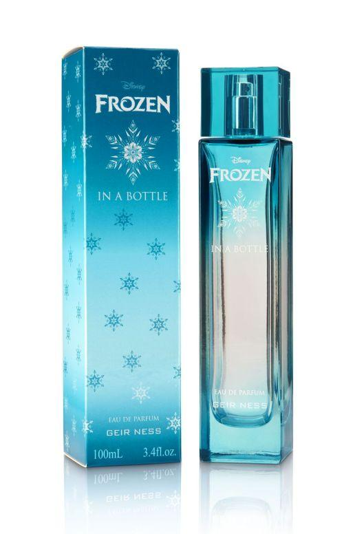 """Geir Ness Launches Signature Disney """"Frozen in a Bottle"""" Fragrance in Disneyland"""
