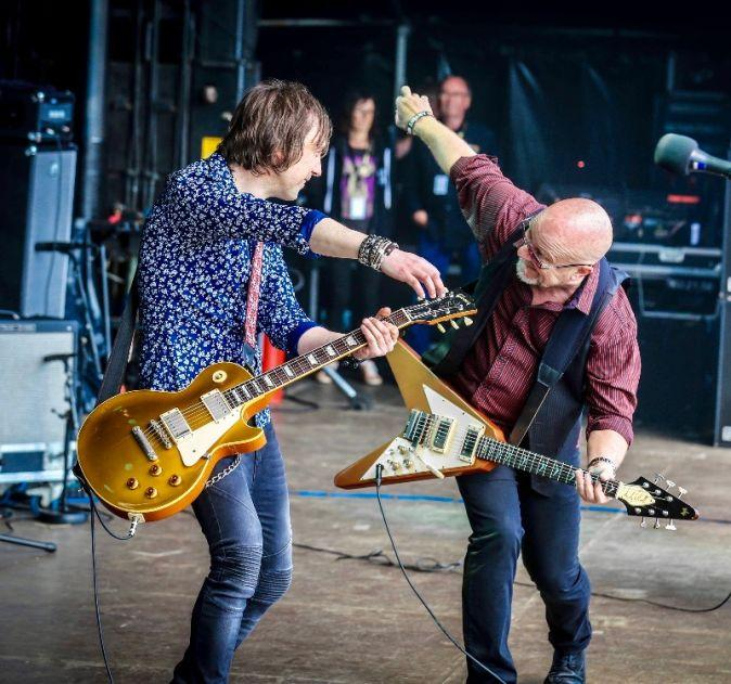 British rock legends, Wishbone Ash welcome new guitarist from Leeds and USA & UK tour dates announce