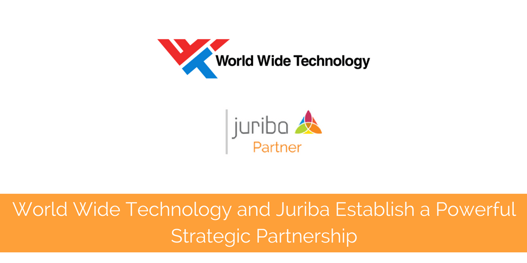 World Wide Technology and Juriba Establish a Powerful Strategic Partnership