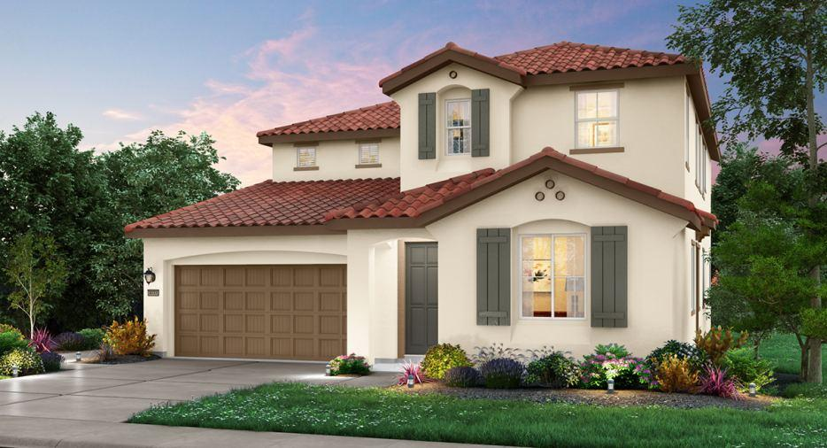 Lennar's Bordeaux at Vineyard Creek Grand Opens This Weekend