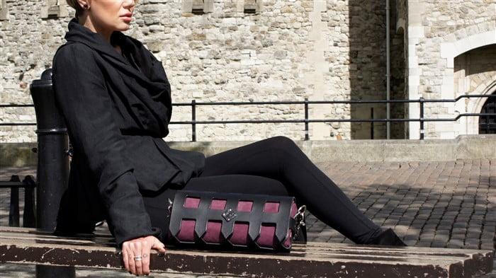 Assassin London launch the World's coolest luxury leather handbag on Kickstarter