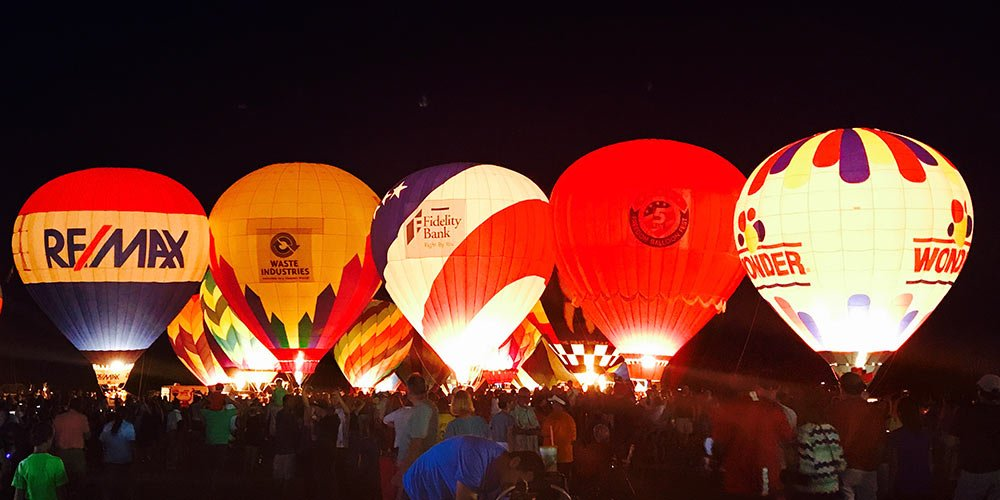 One Donation – WRAL Freedom Balloon Festival