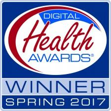 Solstice Benefits Honored in Spring 2017 Digital Health Awards Competition