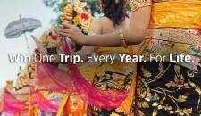 """The Biggest Adventure Travel Contest in History: Exodus Travels Launches the World's First """"Win a Trip for Life"""" Campaign"""