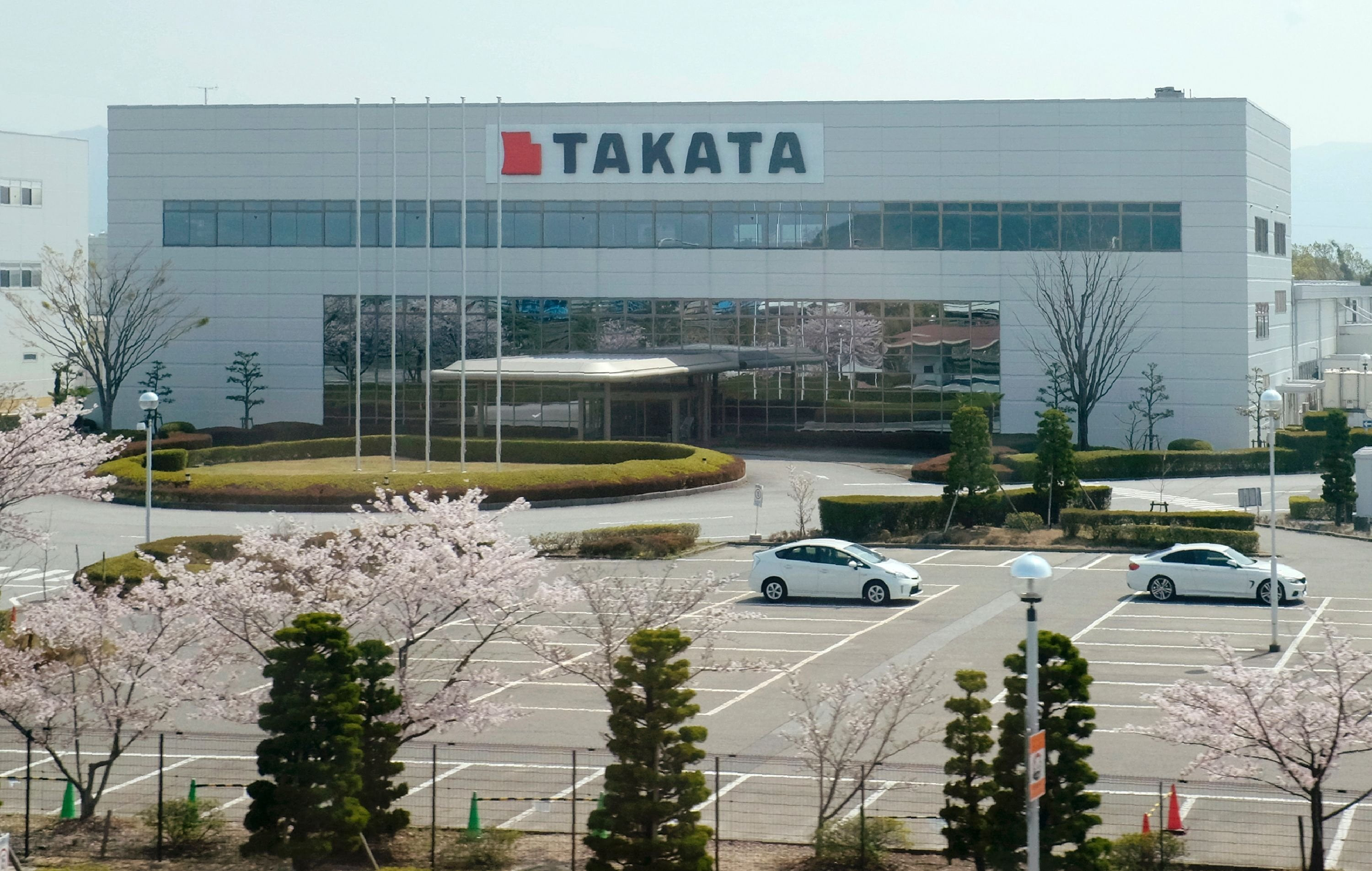 Takata Files for Bankruptcy in Japan and the U.S.