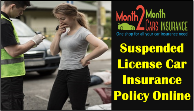 Can You Get Car Insurance With A Suspended Driver S License