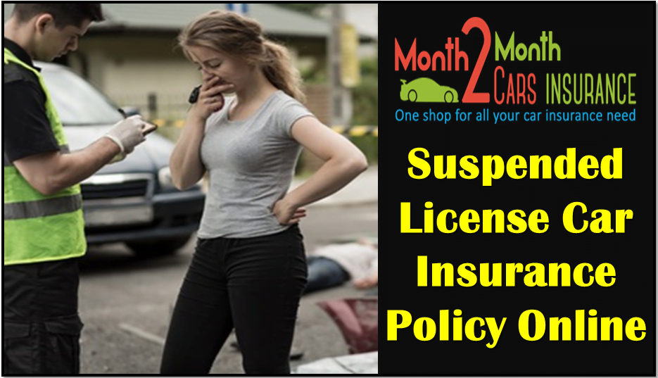 Best Car Insurance For Suspended License