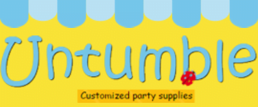 Untumble Rolls Out A Comprehensive Range Of Themed Birthday Party Supplies
