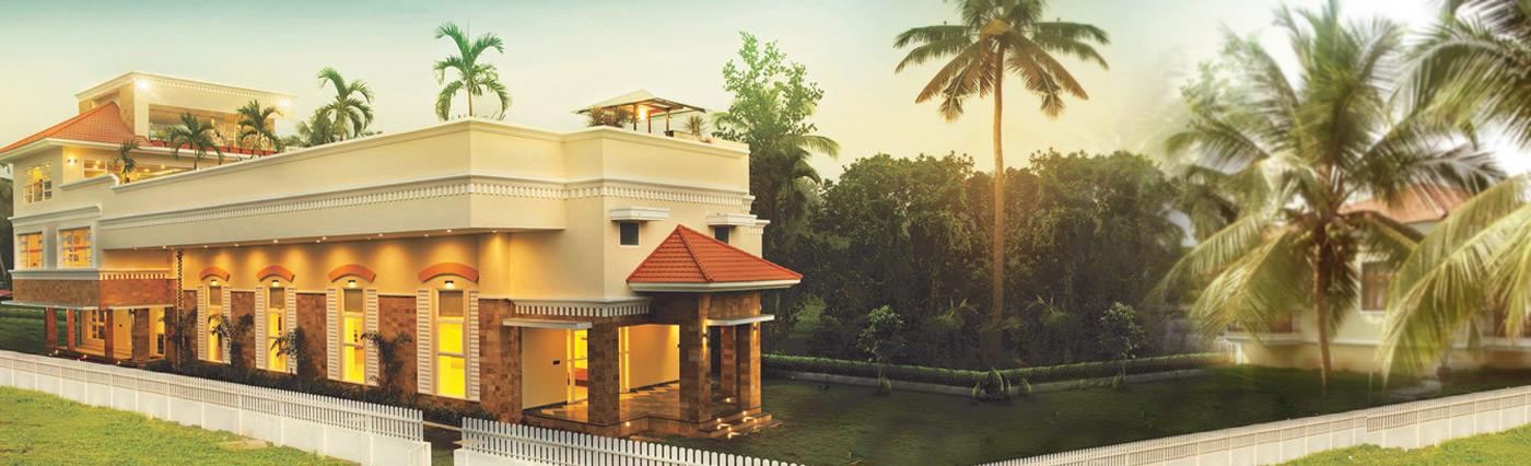 Asset Kasavu Luxury Villas in Kochi