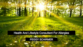 Health And Lifestyle Consultant For Allergies