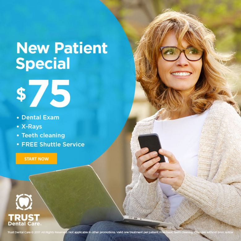Trust Dental Care: Save Big This Summer: Get Your Dental Work Done in Tijuana