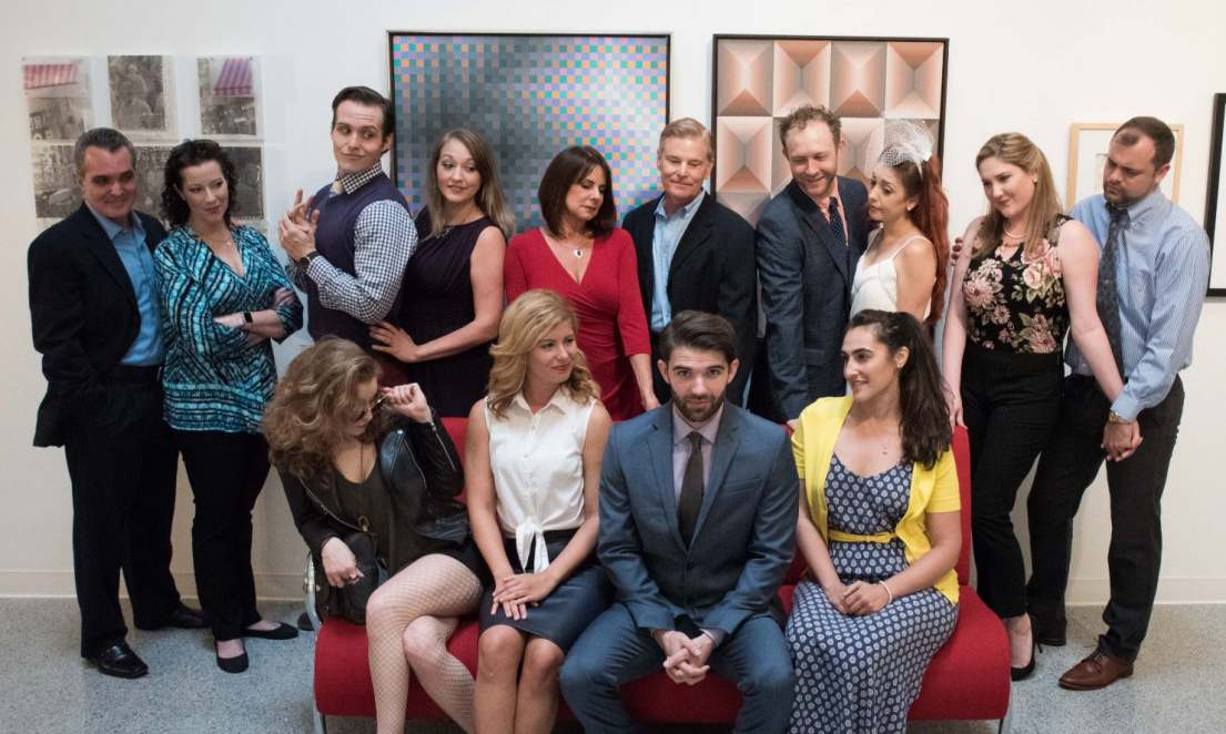 MNM Productions Partners with Legends Radio 100.3FM to Promote Stephen Sondheim's COMPANY
