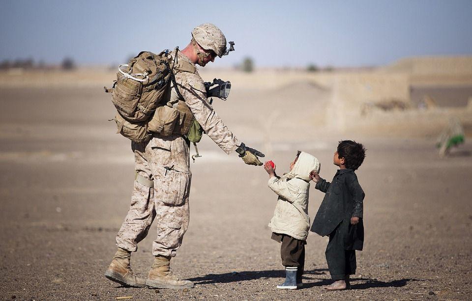 Bill Clinton, Michelle Obama, Donald Trump, Leon Youngblood Sr, Nicolo Bini have something in common a love for Veterans