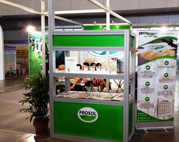 Prosol lands in China with its zootechnical additive, BIOSPRINT® Prosol