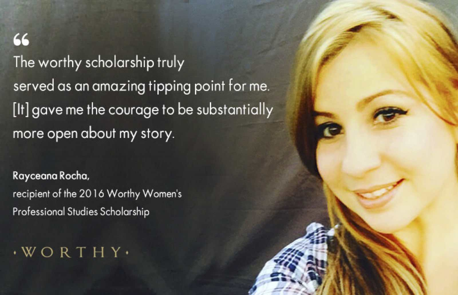 Believing in women. Making their dreams come true