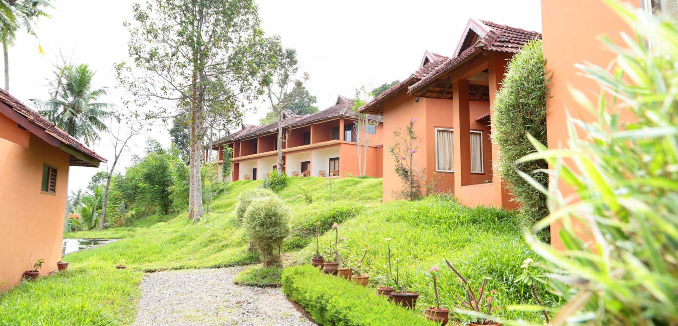 Dharmagiri stands out as an Ultimate Rejuvenation Destination