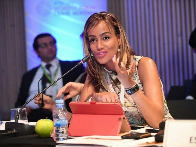 Barcelona: Special African Women Forum, Nairobi: IGF 2017, Mauritius: Miss.Africa Fund 2018