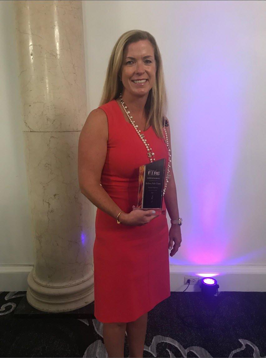 Peabody Properties' Principals Karen Fish-Will and Melissa Fish-Crane Earn Banker & Tradesman Award
