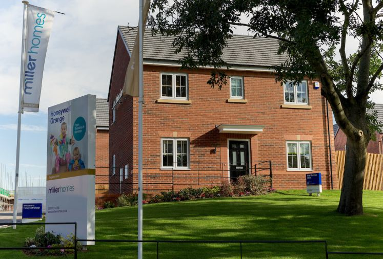 Miller Homes Makes Contribution to Local Facilities in Barnsley
