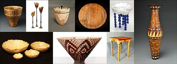 Students recognized with Turning to the Future awards for exceptional woodturning talent