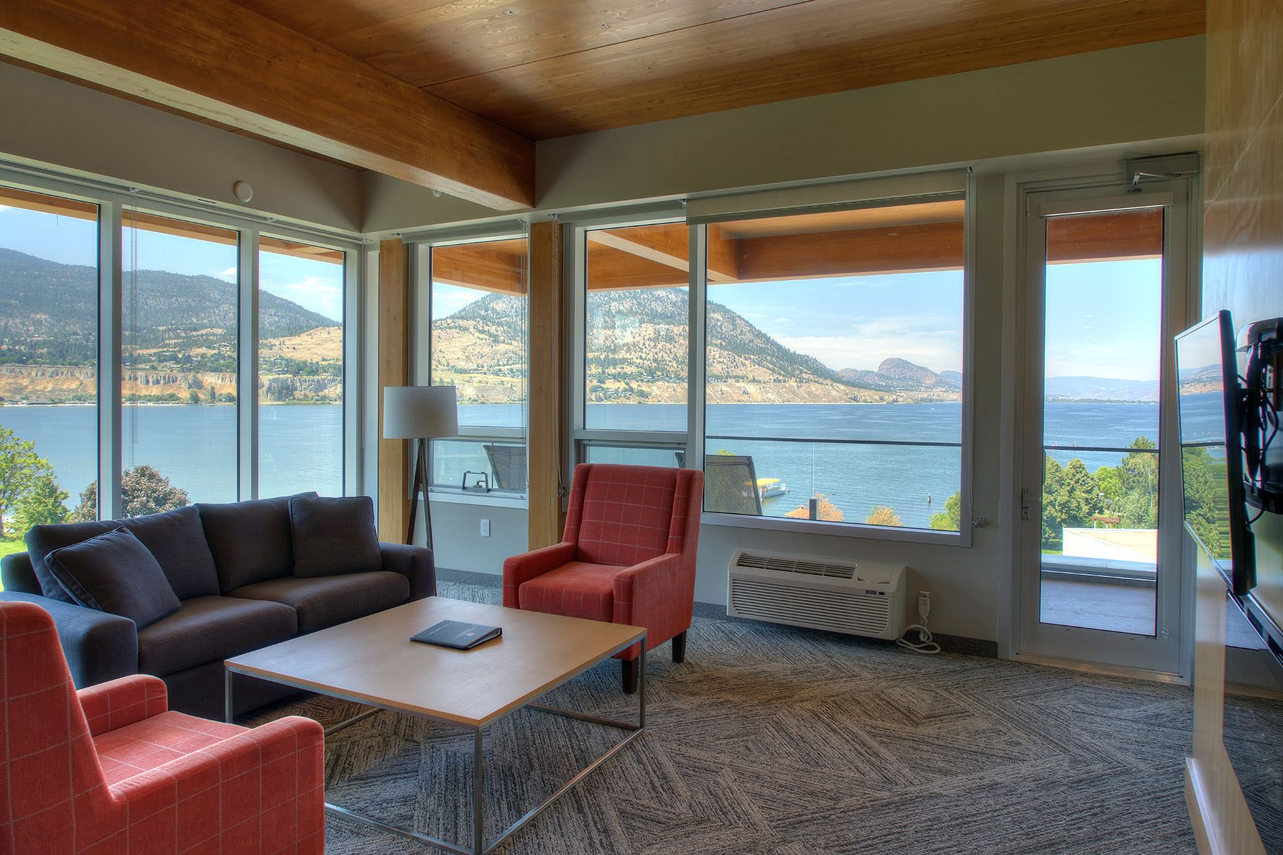 New West Wing of Penticton Lakeside Resort Is Now Open To The Public