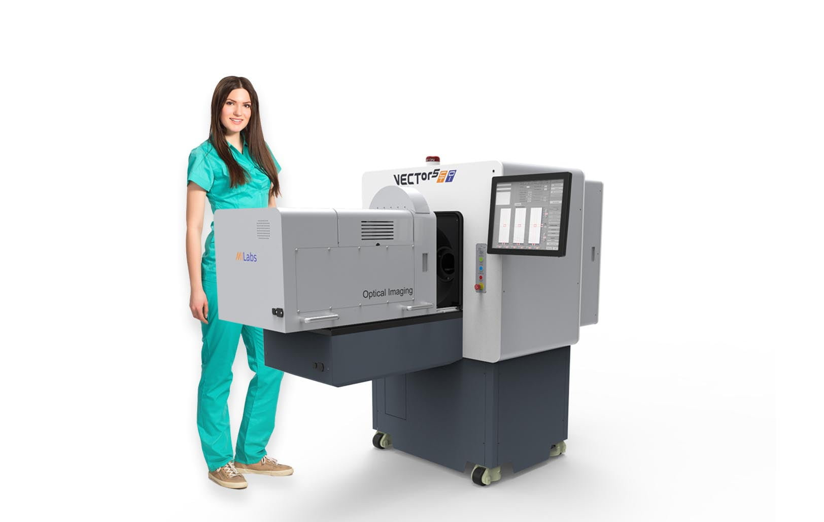 MILabs continues its record-setting pace of preclinical imaging sales into the vacation period