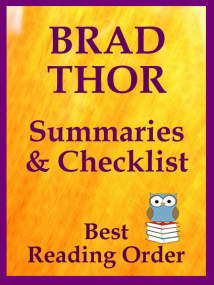 """Brad Thor's """"Use of Force"""" Now on the Apple I-Books Best-Sellers List"""