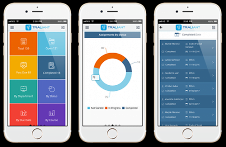 Traliant Announces New LMS App for Compliance Training Managers