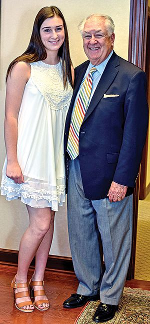 Slater & Zurz LLP has awarded Revere High School graduate Hannah Grayem first annual Slater & Zur