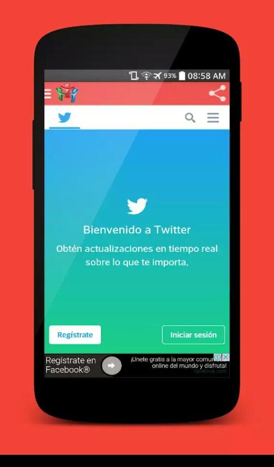 Fantastic social networks app!