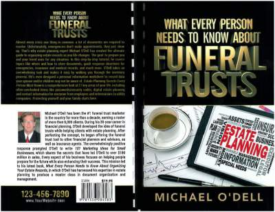 Michael O'Dell Wrote The Book On Funeral Trusts