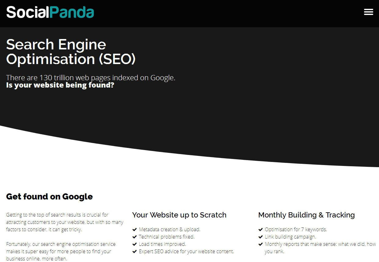 Social Panda Offers Complimentary SEO Review