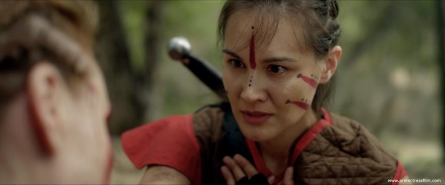 "Xena-Inspired Fantasy Action Film ""Protectress"" Premieres Online"