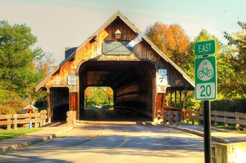 Annual Labor Day 'Bridge Walk' remains a hit with Frankenmuth residents