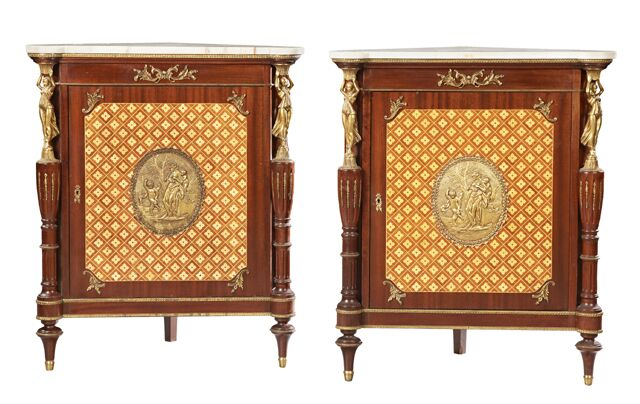 New Orleans and Louisiana artwork, Newcomb Pottery, French period furniture in Sept. 16-17 auction