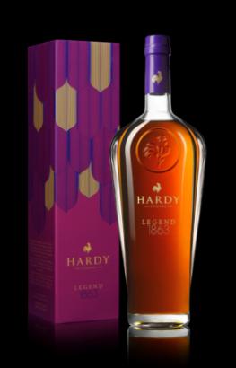 A. Hardy USA Introduces New Legend 1863 Cognac