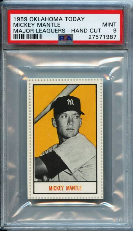 Rare and vintage baseball cards, some in complete sets, in Small Traditions' online auction, Sept. 9