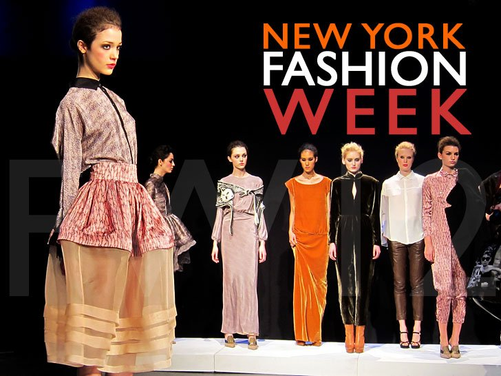 New York Fashion Week September 2017 Schedule