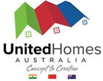 United Homes Australia (UHA) Offers Building Services
