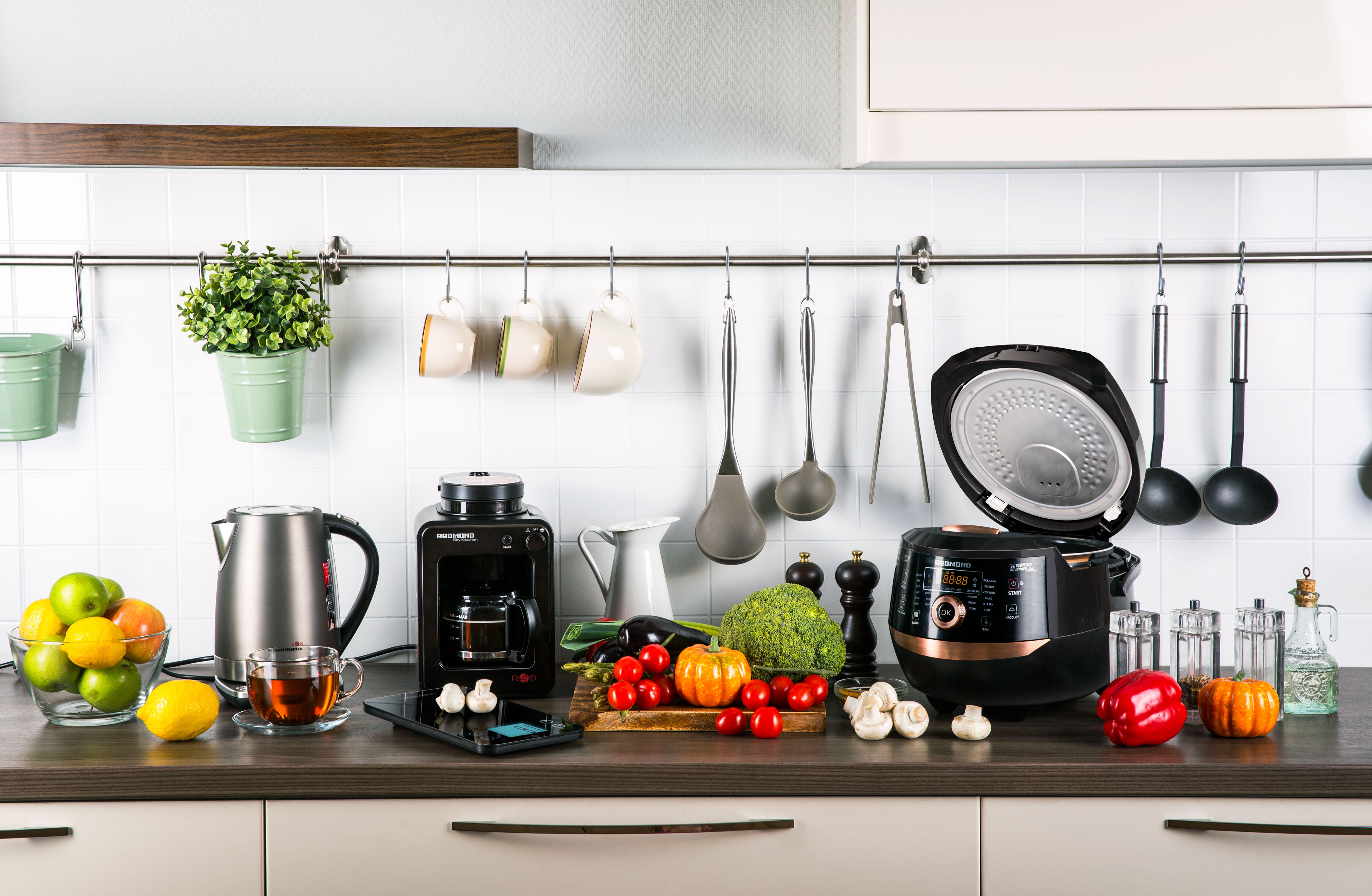 REDMOND, the leader in modern appliances and cutting-edge technology, is announcing the launch of its Sky line-up.